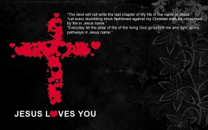 Christian walk prayer bullets - wallpaper